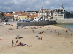 Cascais Beach by Osvaldo Gago